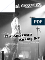 Manual Dexterity Music Zine Winter 2005