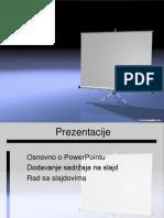Power Point Prezentacija 1