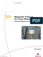 Magnetic Field of Air-core Reactors