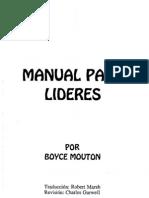 Mouton Boyce - Manual Para Lideres Evangelistas