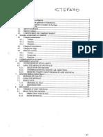 b. Exemple de calcul sismique d'un bâtiment industriel en CM selon PS92