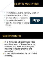 PPT Narrative in Music Videos