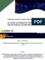 SLASSCOM Presentation to Economic Summit- July 2011