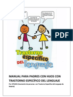 Manual Trastorno Especifico