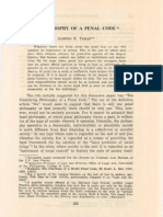 PLJ Volume 52 Number 2 -03- Alfredo F. Tadiar - A Philosophy of a Penal Code p. 165-199