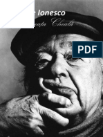 Eugene Ionesco_Cantareata Cheala