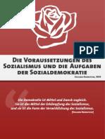 Bernstein - Voraussetzungen Des Sozialismus Und Die Aufgaben Der Sozial