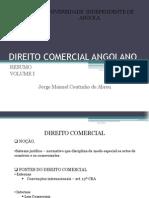 DIREITO COMERCIAL ANGOLANO