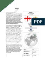 Wiki - Georgia (Country) - Wikipedia, The Free Encyclopedia