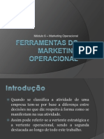 Ferramentas Do Marketing Operacional