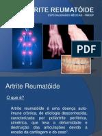 Artrite Reumatóide na Medicina Dentária