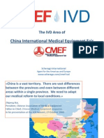 China IVD Overview Fall 2010