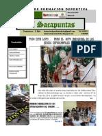 SACAPUNTAS 20 EDICION