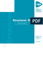 Structures 3D - Exemple CYPE