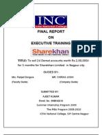 finalreportonsharekhan-090827043315-phpapp02