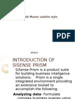 PRISM PPT