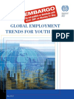 Global Employment Trends for Youht 2012