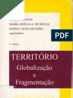 SANTOS_ Milton_Território