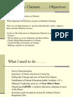 Respiratory Chemist