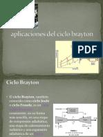 Aplicaciones Del Ciclo Brayton