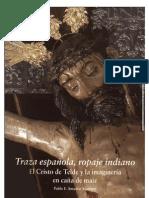 Amador Marrero Pablo - Traza Espa¤ola Ropaje Indiano