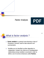 43955508 Factor Analysis Ppt