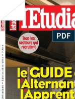 Guide de l'Alternance et de l'Apprentissage 2012