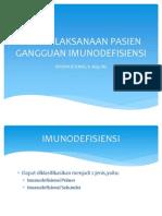 Gangguan Imunodefisiensi