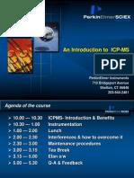 Intro ICP-MS Technique