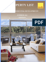 Sales Property List 17052012