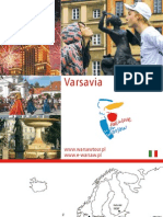 Fall in love with Warsaw – italian version