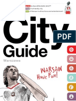 City Guide - Football Fan's Guidebook to Warsaw
