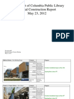 Document #9C - Capital Construction Report