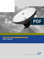 SAP for Telecommunications