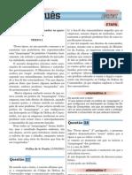 Fatec 2003 Lingua Portuguesa 000870 Oficina Do Estudante