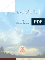 Prayer of Life - Dhvani Sharma