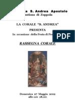 Corale Sant_Andrea - Rassegna Del 27-05-2012a