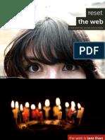 Reset The Web • Yiibu