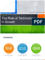 Chapter 8 the Role of Technology in Growth