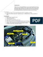 Xr5 Oil Change Instructions