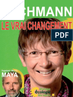 Document de campagne de Nicole ESCHMANN