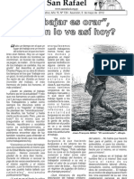 Boletín Parroquial del 06 de Mayo de 2012