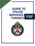 Toronto Police Services