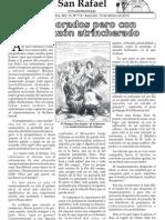 Boletín Parroquial del 12 de febrero de 2012