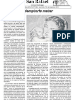 Boletín Parroquial del 13 de Mayo de 2012