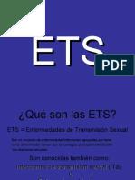 Enfermedades de Transmisión Sexual f