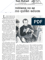 Boletín Parroquial del 22 de Abril de 2012