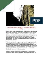 La Pedriza - Cronica de Marta Abiega