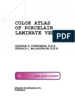 Color Atlas of Laminate Porcelain Veneers