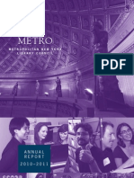 METRO AnnualReport 2010/11